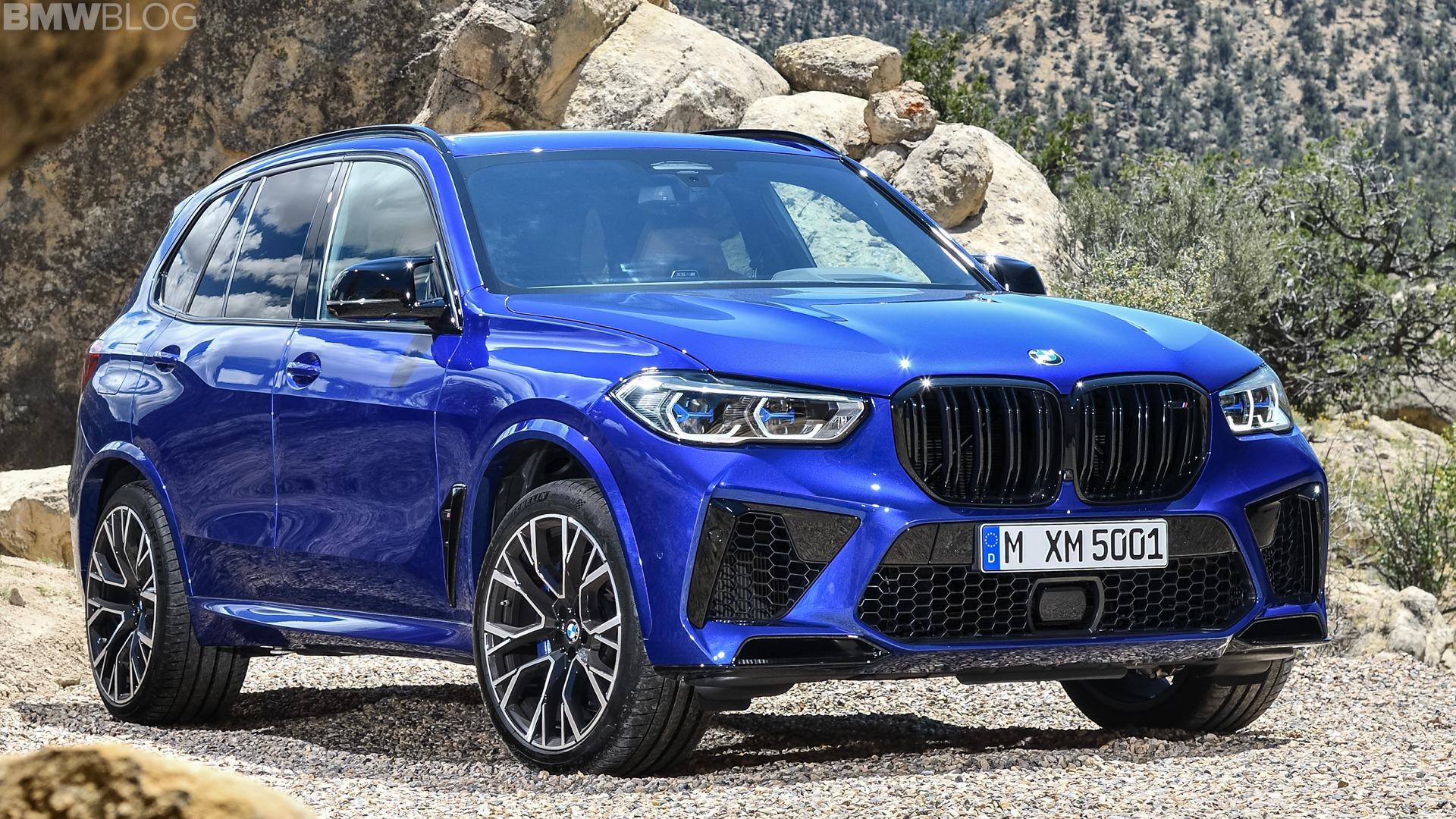 BMW X5 M Comparison 4 of 10