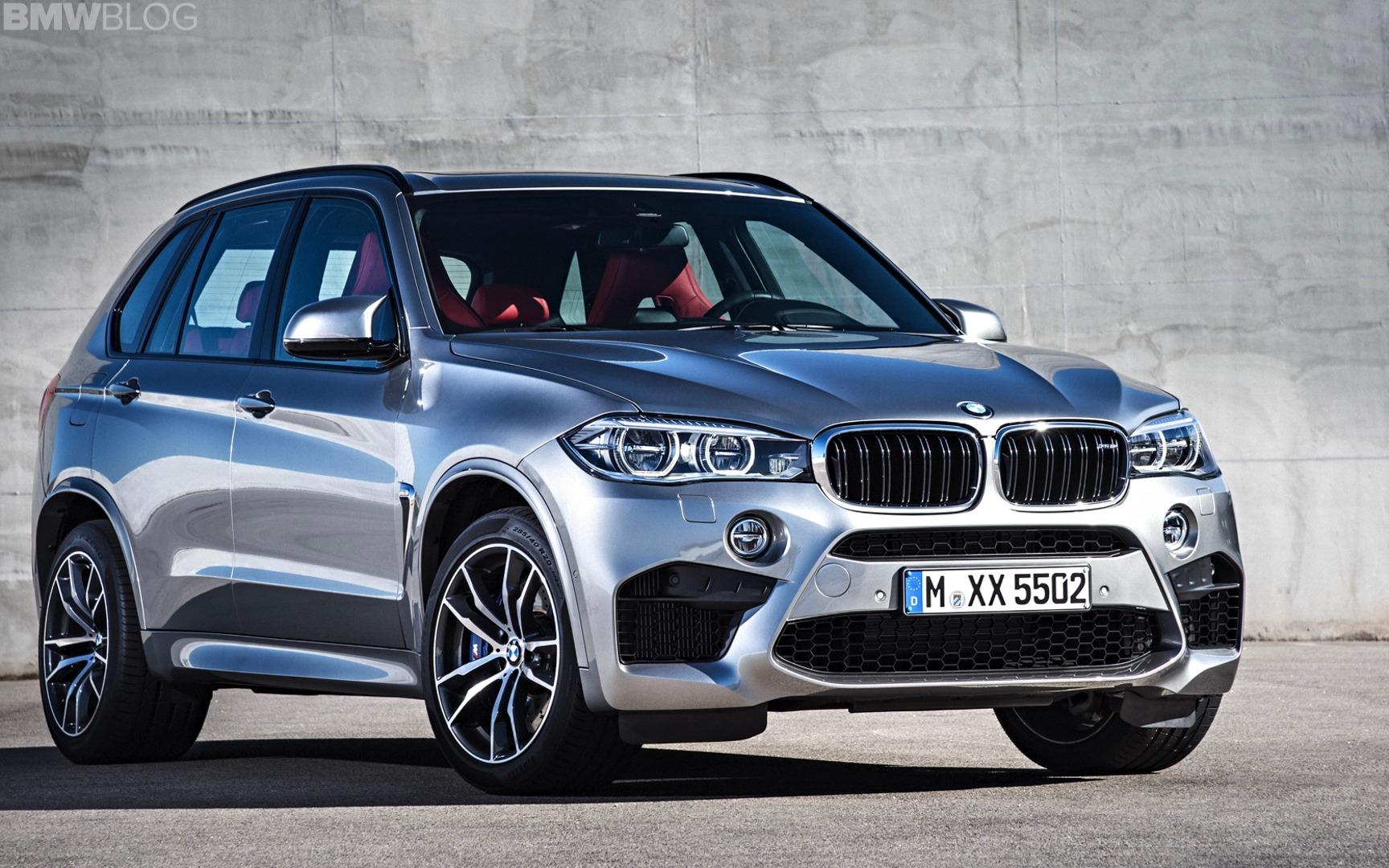 BMW X5 M Comparison 9 of 10