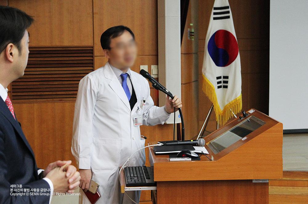 경북대학교병원 환자경험평가(PEI) 솔루션 결과