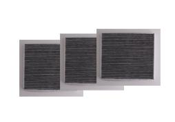Biocera antibacterial solution for car filters