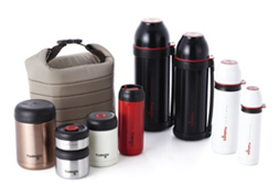 Biocera nano silver application for vaccum flask