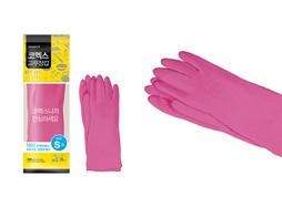 Biocera nano silver application for rubber gloves