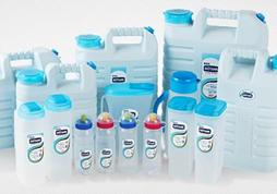 Biocera nano silver application for surface coating of BPA bottles