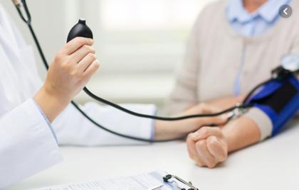 혈압은 일상생활이나 나이의 영향을 받아 변합니다