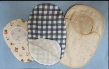 There are covers in various patterns and materials for an ostomy bag.