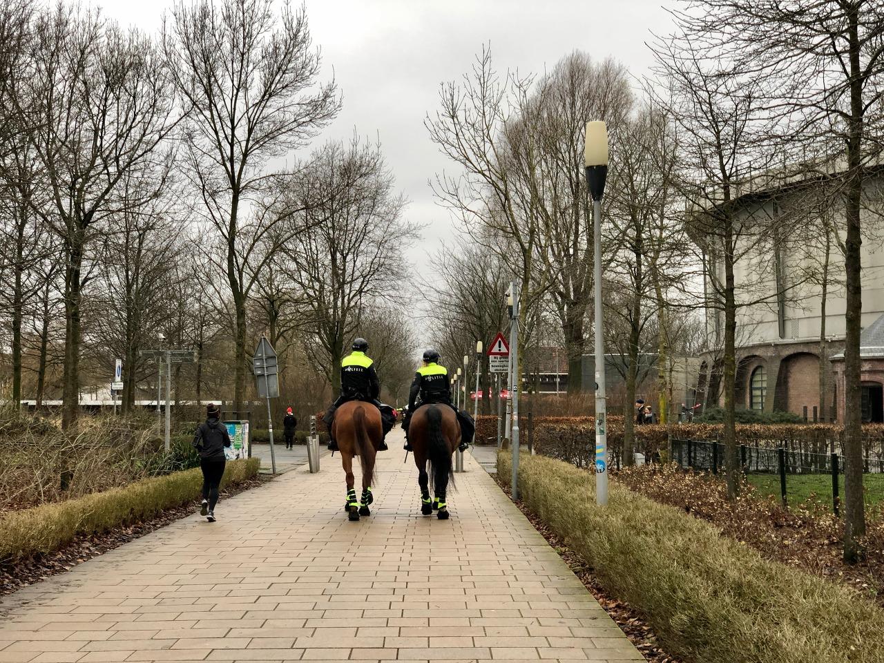 네덜란드 거리