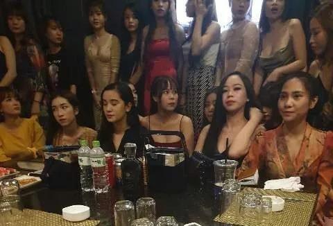 호치민 한인 가라오케 = 호치민 밤문화 유흥