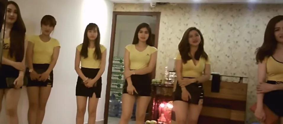 호치민 밤문화 유흥 - 호치민 도킹업소
