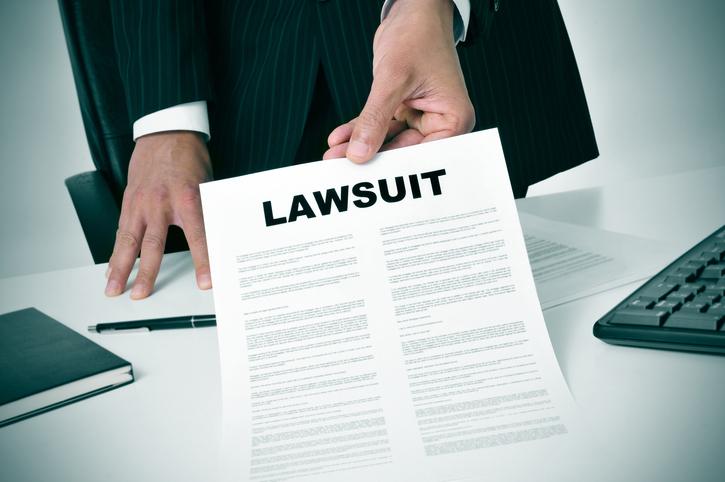 lawsuit in U.S.