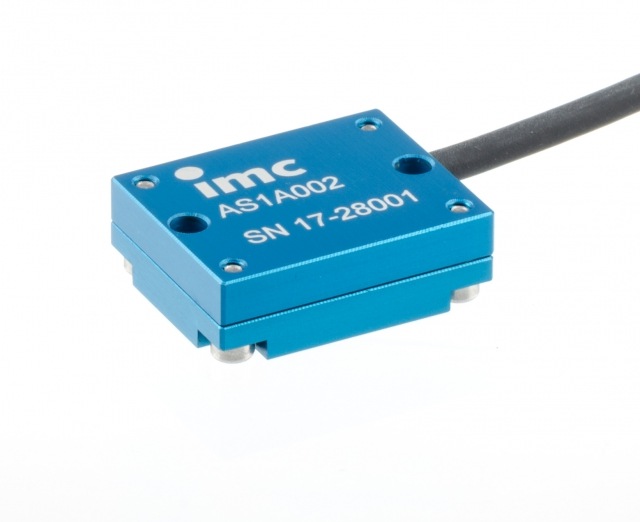 imc 가속도계 AS series 용량성 accelerometers