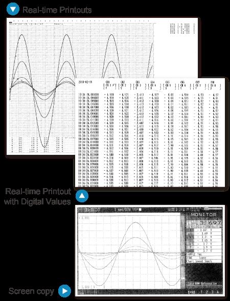 GRAPHTEC DP-581H의 유용한 기능으로 직접 인쇄
