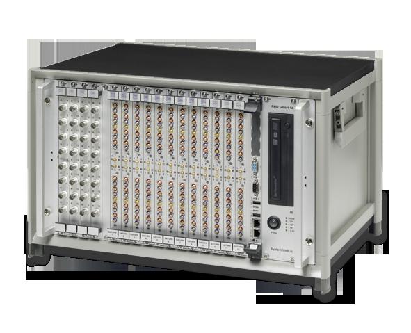 SATURN Transient Recorder 고속 다채널 데이터수집장비 DAS