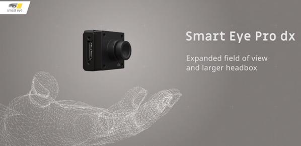 Smart Eye Pro dx remote eye tracker