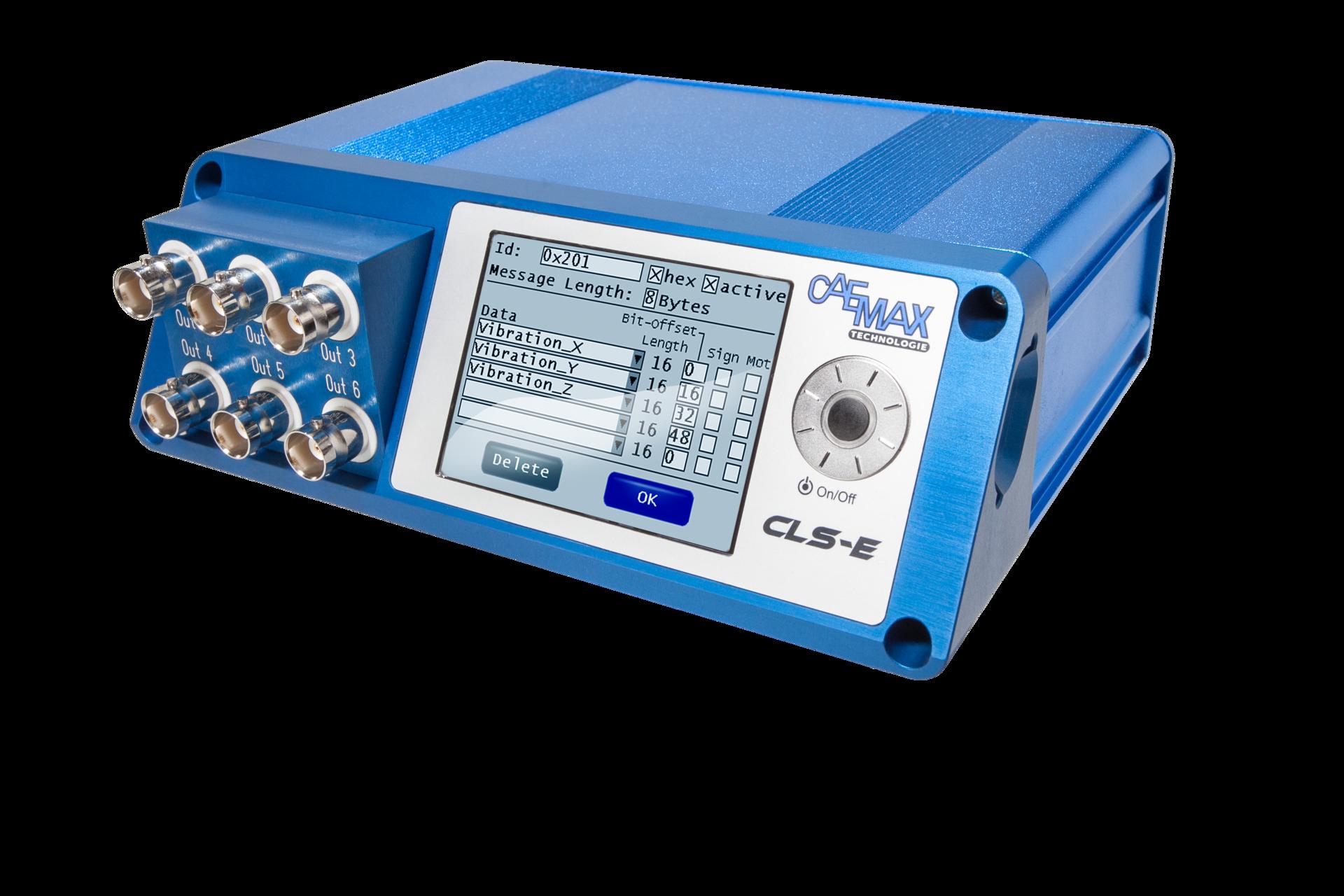 imc Dx Telemetry 모듈형 multi-channel 원격 측정 시스템