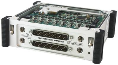 Hi-Techniques Echelon IP67등급 DAS high level 입력 모듈