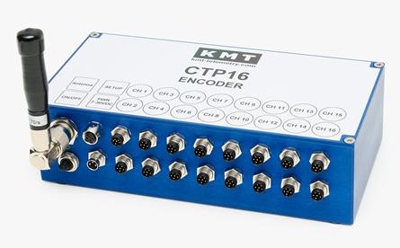 imc CTP 모듈형 다채널 무선 데이터 전송 텔레메트리 시스템