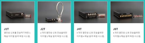 AXON J1 Telemetry 로터 유짓의 종류