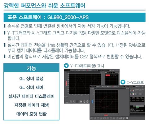 GRAPHTEC GL2000의 강력한 퍼포먼스와 사용 쉬운 소프트웨어