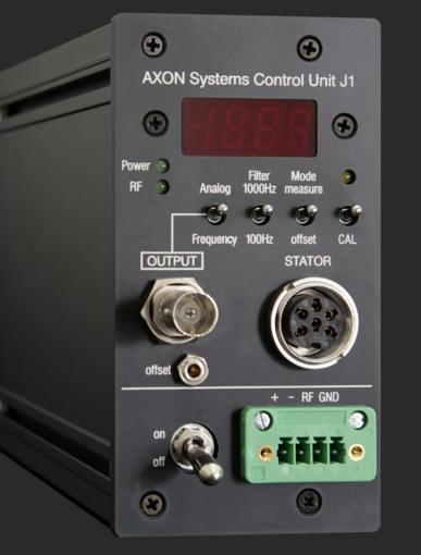 AXON J1 텔레메트리 제어 장치