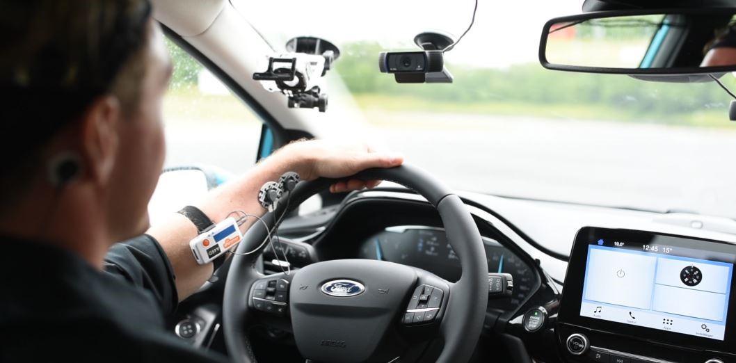 Smart Eye 3D Remote Eye Tracker System