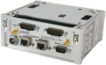 Hi-Techniques Echelon IP67등급 DAS CPU 모듈