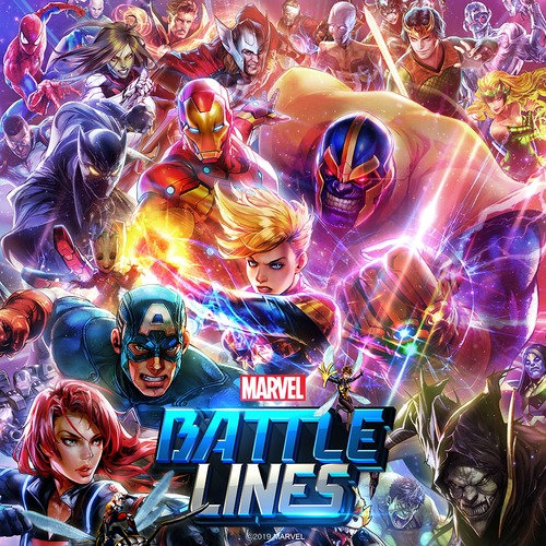 MARVEL Battle Lines Original Soundtrack