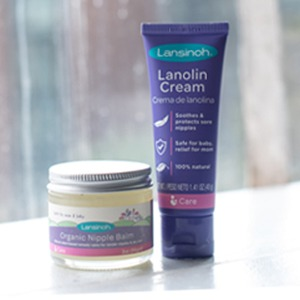 lansinoh lanolin free non-lanolin organic nipple balm doctor recommended certified pain relief