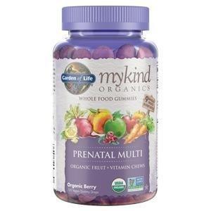 prenatal multi organic fruit vitamin chew