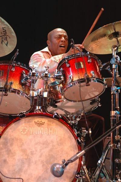 Roy Haynes-Drummerworld