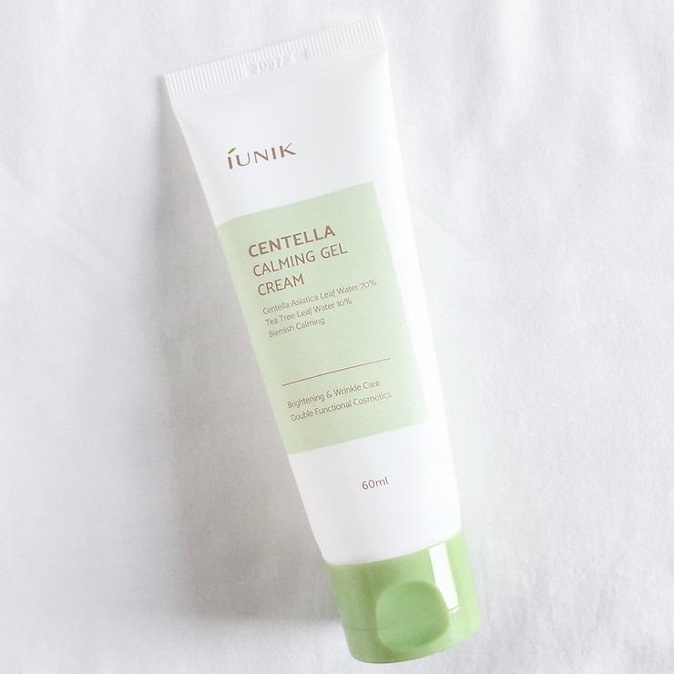 Review Centella Calming Gel Cream Indonesia
