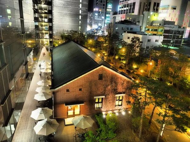 커피리브레 영등포 타임스퀘어점 /커피리브레 제공