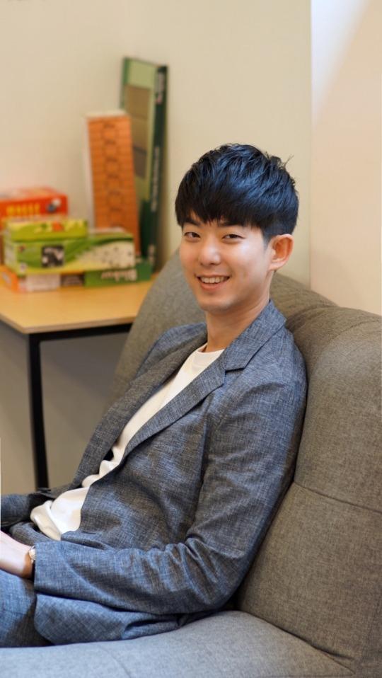 송보근 엑씽크 대표 사진 엑씽크