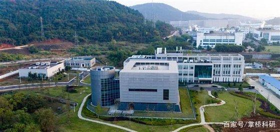 중국 후베이성의 우한 바이러스 연구소. [중국 바이두 캡처]