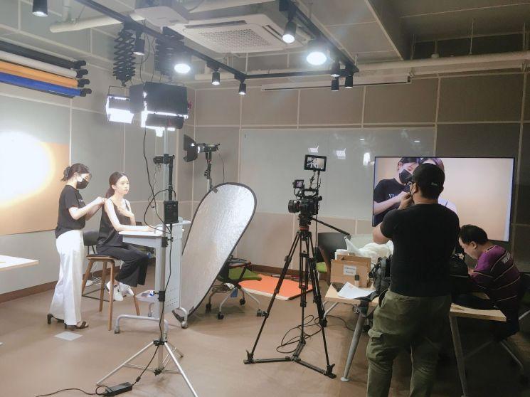 성동구 소셜벤처 허브센터 영상 제작소 '스튜디오 성수' 설치