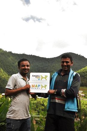 트래블러스맵은 네팔 현지 지역주민을 대상으로 여행 가이드 교육을 실시하고 이들을 현지 가이드로 채용한다. 트래블러스맵 제공