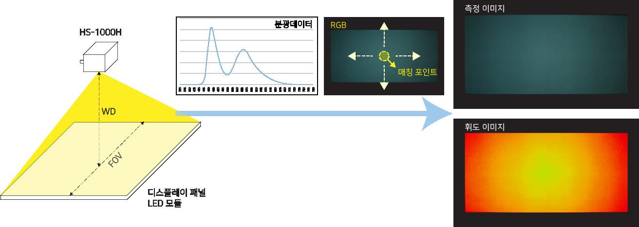 HS-1000H 측정 프로세스