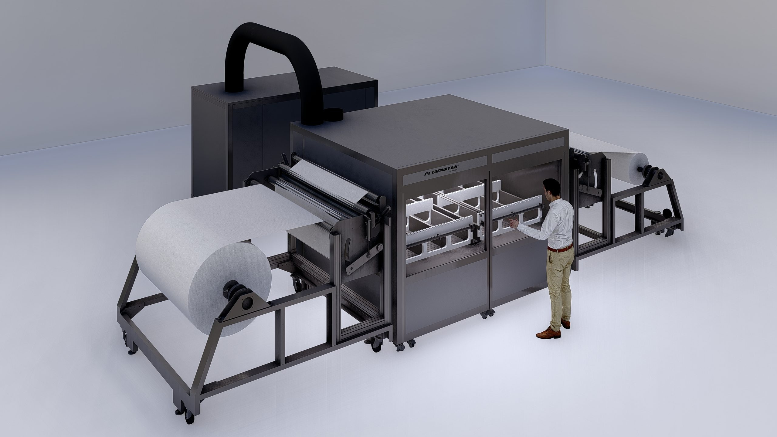 Product image of Fluidnatek HT Industrial Electrospinning Machine