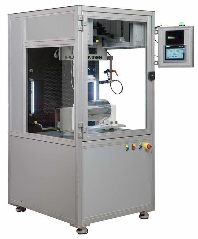 Product Image of the Fluidnatek LE-100 electrospinning machine