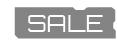 sale item badge