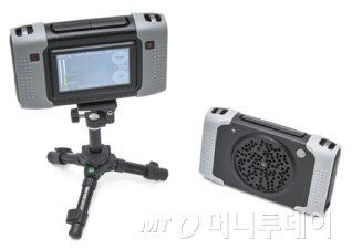 초음파 카메라 BATCAM 2.0 제품 사진./사진제공=에스엠인스트루먼트<br />