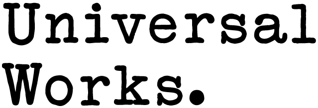 유니버셜웍스 공식 온라인 스토어