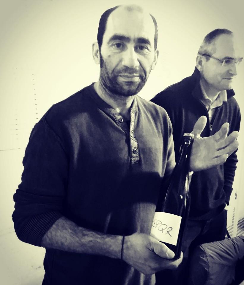 자유로운 영혼의 내추럴 와인 전도사, 파리드 야히미(Farid Yahimi)