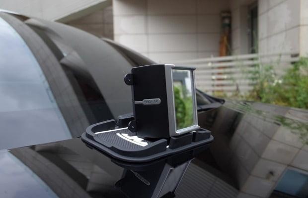 에스오에스랩이 개발한 자율주행차용 고정형 라이다 'ML-1'. 사진=에스오에스랩