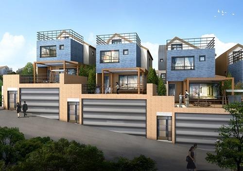 더블유건설이 분양하고 있는 남양주 '삼부르네상스 바움펠리제'. [사진=더블유건설]