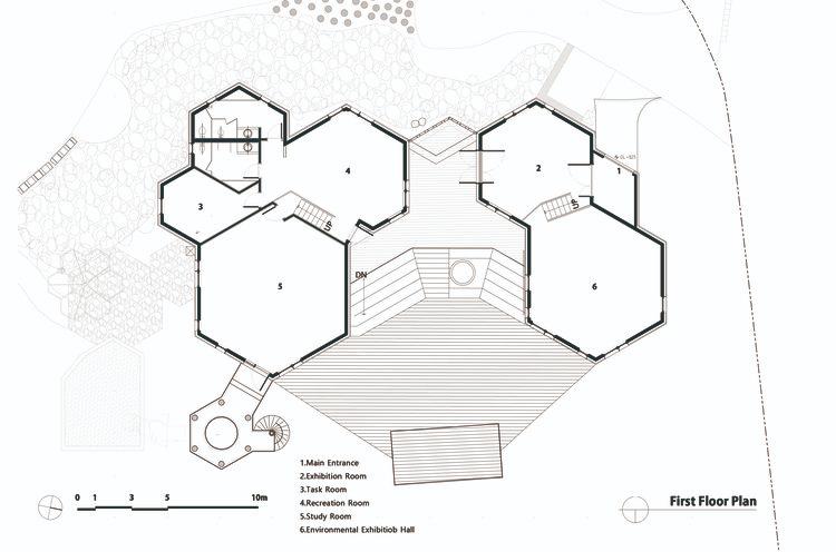 Firts Floor Plan