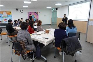 서울시사회서비스원이 지난 11일부터 13일까지 사흘간 돌봄 종사자를 위한 심리치유 프로그램 '우리에게도 돌봄이 필요하다'를 실시했다. ⓒ서울시사회서비스원
