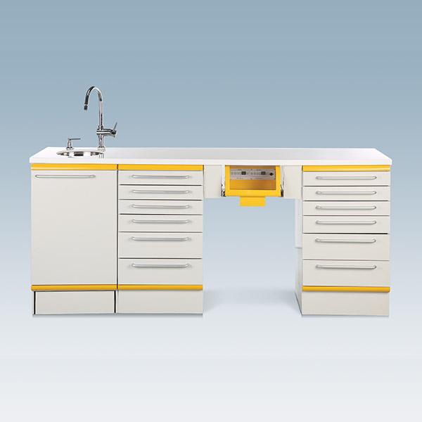 Dental equipment cabinet Korea