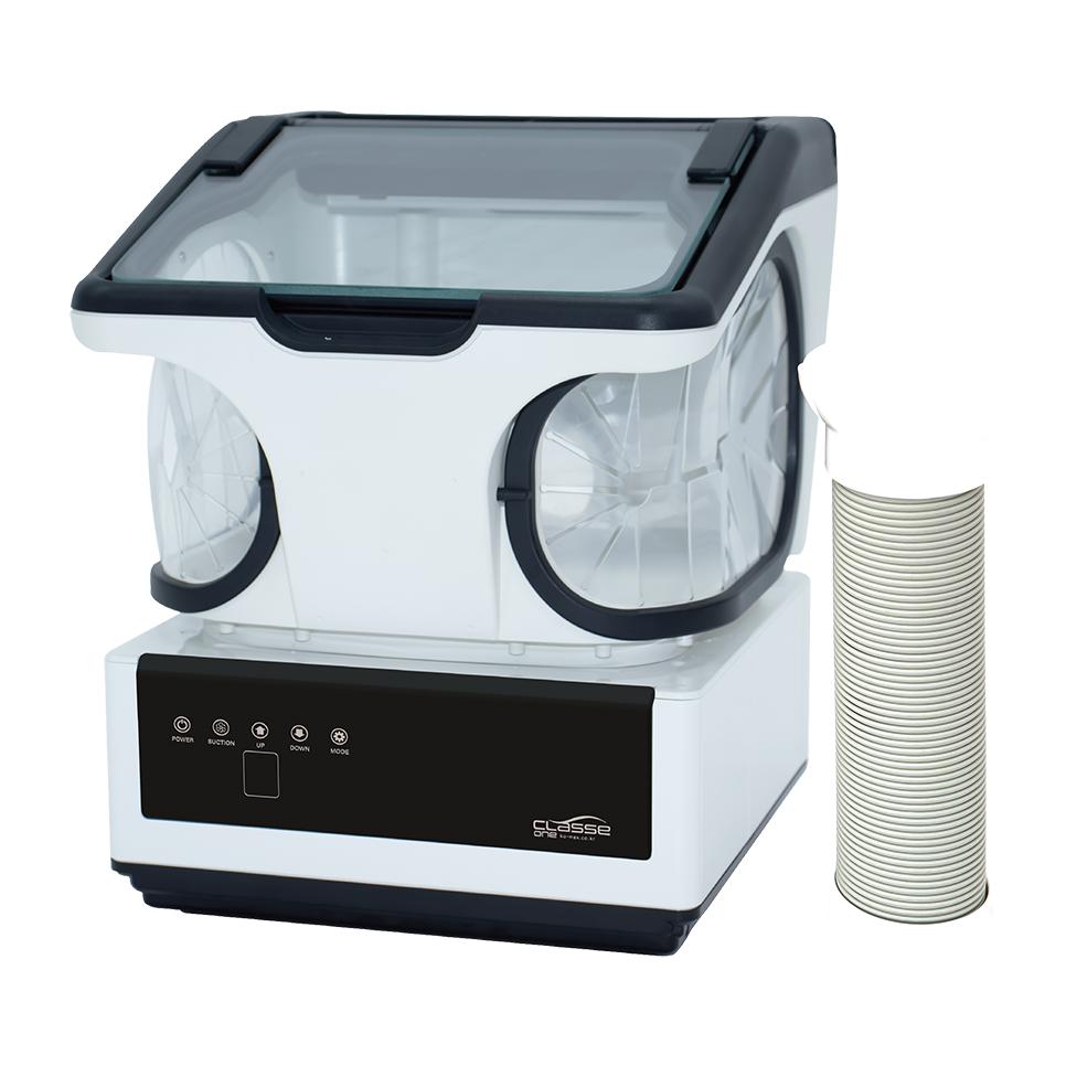 C-M400 Dental lab dust collector
