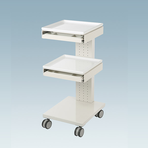 3 stage movable dental cabinet Korea