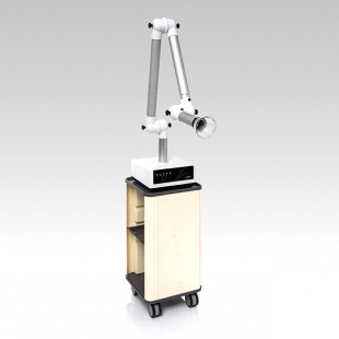 Mobile Dental Extraoral Suction